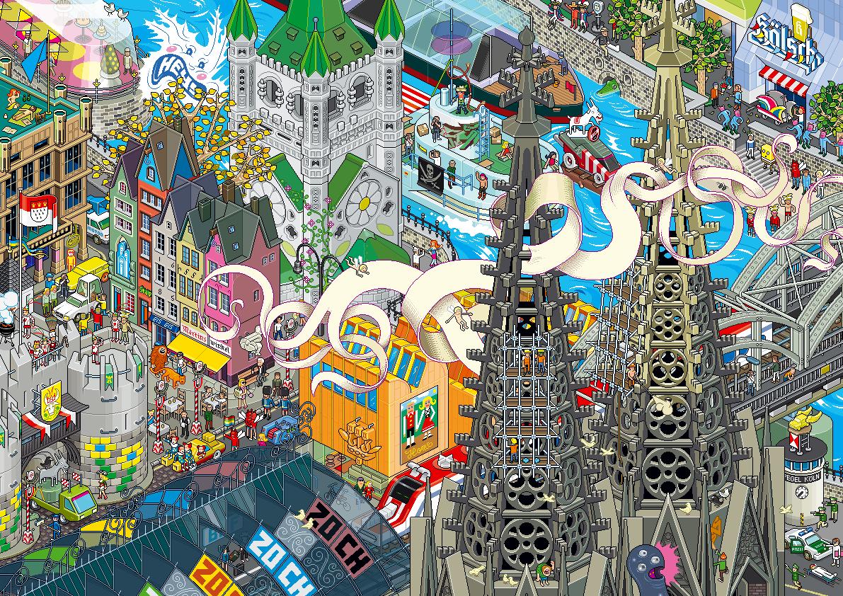 Eboy-ville-pixel-art-Cologne